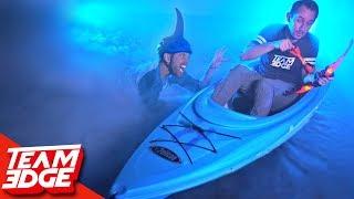 Shark ATTACK Challenge!!