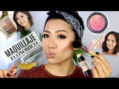 Primavera Tutorial de Primera Impressiones🌻Probando Maquillaje Nuevos||GRWM Spring Drugstore Makeup