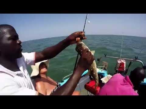 Deep Water Fishing Gambia