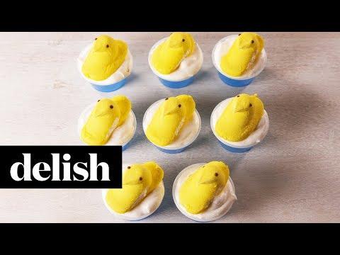 Peeps Jell-O Shots | Delish