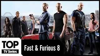 Top 10 favorite characters of Fast and Furious | Fast and Furious 8