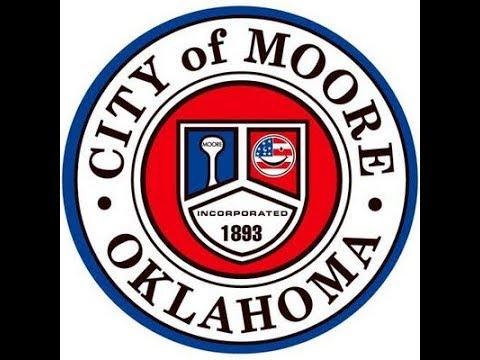 Moore City Council April 16, 2018