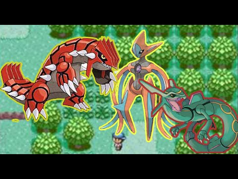 Pokemon Emerald Cheat: Meet Cool Legendary Pokemon