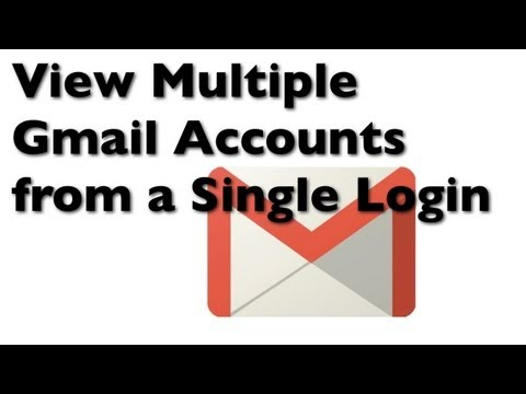 Gmail Delegation and how to View Multiple Gmail Accounts from a Single Login
