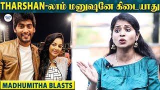 MADHUMITHA Angry - யாரும் ஒரு phone கூட பண்ணல   Bigg Boss 3 Tamil   LittleTalks