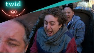Scares and Celebrations! | This week at Disneyland in 90 seconds | 01/19/19
