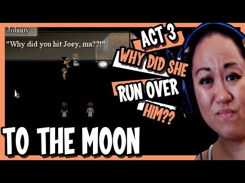 To The Moon Act 3 | Why Did She Run Over Her Own Son?