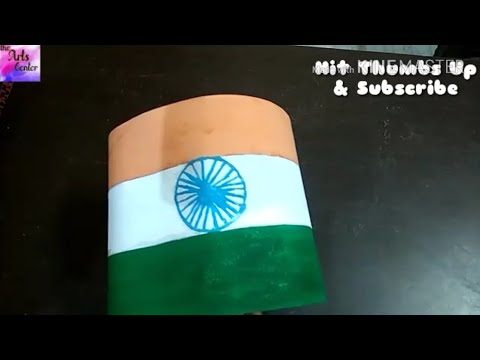 How to make handmade Headgear ( India ) !! Easy Step by Step for kids Project || by The Arts Center
