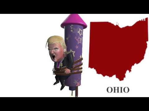 Ohio Republican Primary March 15, 2016