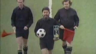 Monty Python Philosophy Football
