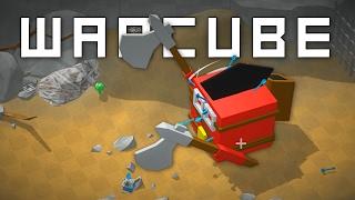 Warcube - Killing the Biggest Warcube Ever! - Let