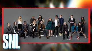 Download Creating Saturday Night Live: Season 44 Cast Photo - SNL Video