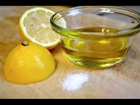 Reduce and Prevent Wrinkles with Lime and Olive Oil