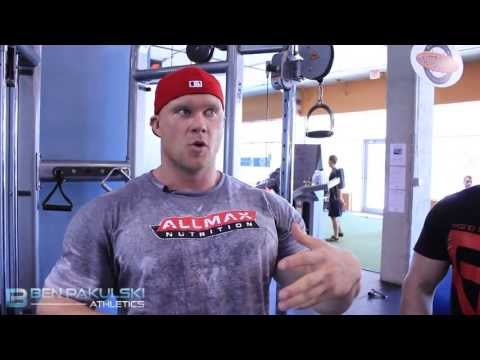 Ben Pakulski How Do I Build Inner Upper Chest Muscle