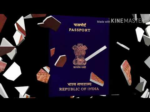 narengi/Orange  color passport information and rules changes recently