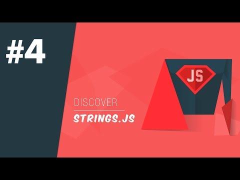 String.js 4/6 - Type Conversion