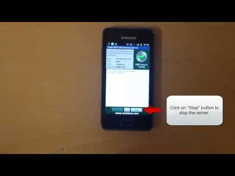 How to send SMS with Ozeki Android SMPP SMS Gateway