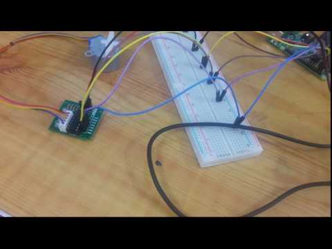 Controlling Stepper Motor with Raspberry Pi3
