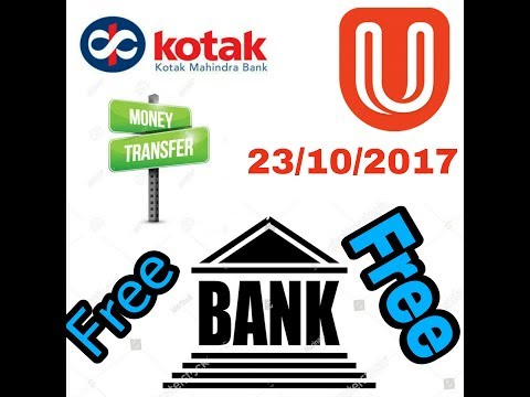 Credit card to bank transfer trough mahindra kotak app
