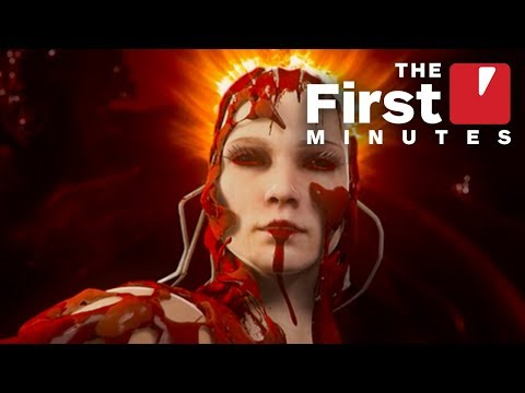 The First 11 Minutes of Agony Gameplay