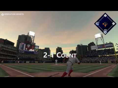 MLB The Show 17 Strategy: How to Work the Count and Get More Hits