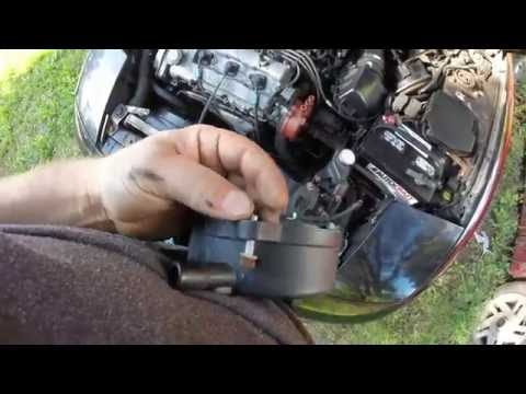 MX6 626 & Ford Probe Distributor Cap and Rotor | How to Replace & Install DIY