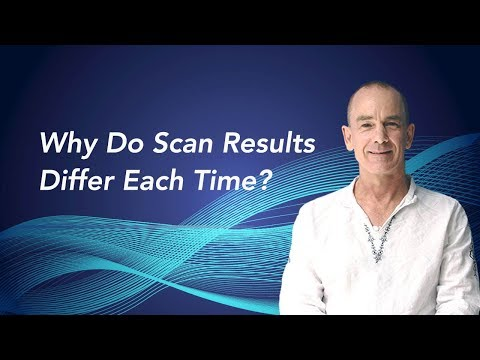 Why Do Scan Results Differ Each Time?