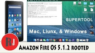 Amazon Fire 5th gen Rooted on Fire OS 5 1 1 with SuperTool - PakVim