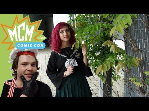 Con Vlog: MTV CRIBS | Thursday - MCM London Comic Con May 2018 (Slytherin School Girl)