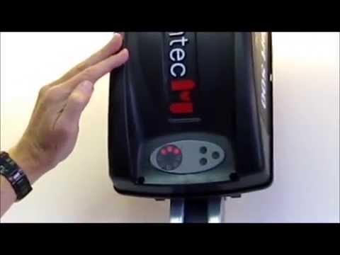 How to Programme a Marantec Garage Door Opener - Comfort 800 /1000