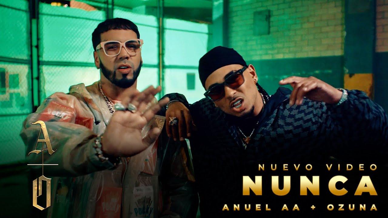 @Anuel AA & Ozuna - NUNCA