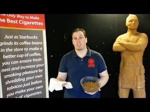 TOBACCO TIPS #2 Re-Moisturizing Tobacco