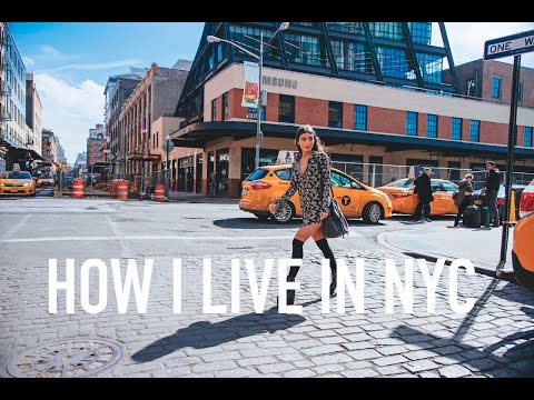 HOW I MAKE MONEY + AFFORD TO LIVE IN NYC
