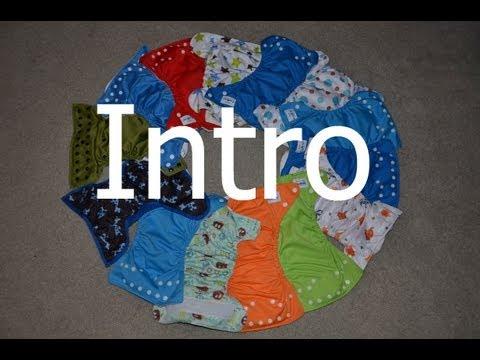 Cloth Diapering 101 Intro / Menu