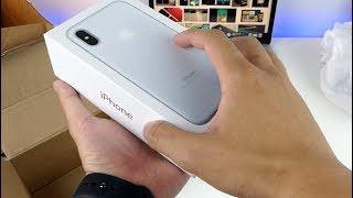 iPhone 8 Clone Unboxing White Edition - First Look!