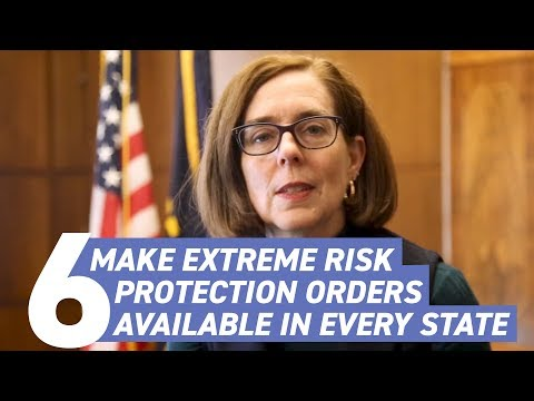 How to Reduce Gun Violence in America: Make Extreme Risk Protection Orders Available in Every State