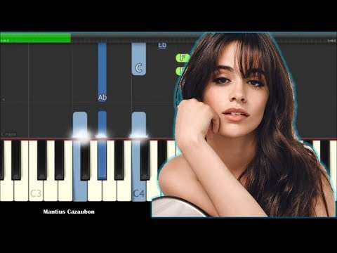 How To Play Something's Gotta Give by Camila Cabello - Piano Tutorial