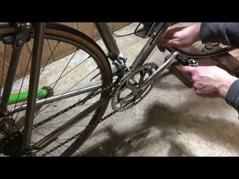 Changing Bicycle Pedals: Pedal Wrench or Hex Key