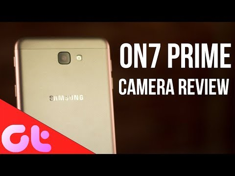 Samsung Galaxy On7 Prime Camera Review (2018)