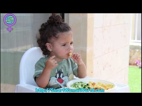 Top 9 ways to get your fussy child to eat healthy