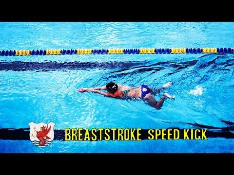 Swimisodes - Breaststroke Kick - Speed Drill