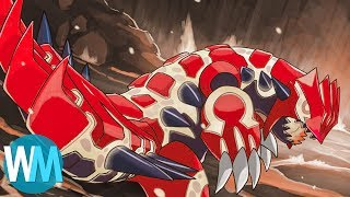 Top 10 Most Powerful Pokémon