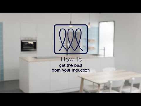 How to Get the Best From Induction Hob - Electrolux SG