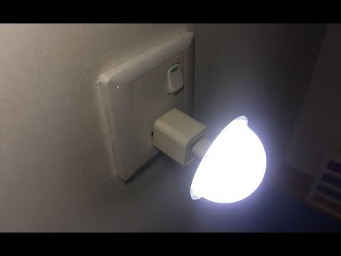 How to make USB light for your small room