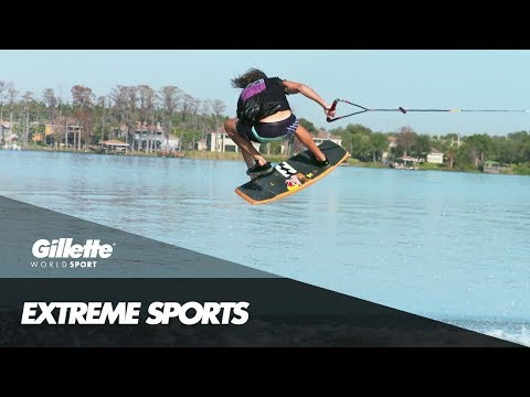 The Wakeskater Revolution with Brian Grubb | Gillette World Sport