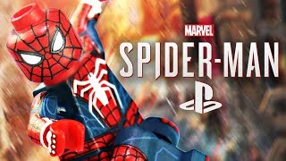 Download LEGO Spider-Man PS4 - Custom Minifigure Showcase Video