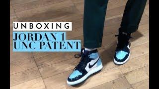 e160c807da4be2 air jordan 1 unc patent leather Videos - 9tube.tv
