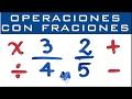 Si te parecen dificiles las fracciones debes ver este video