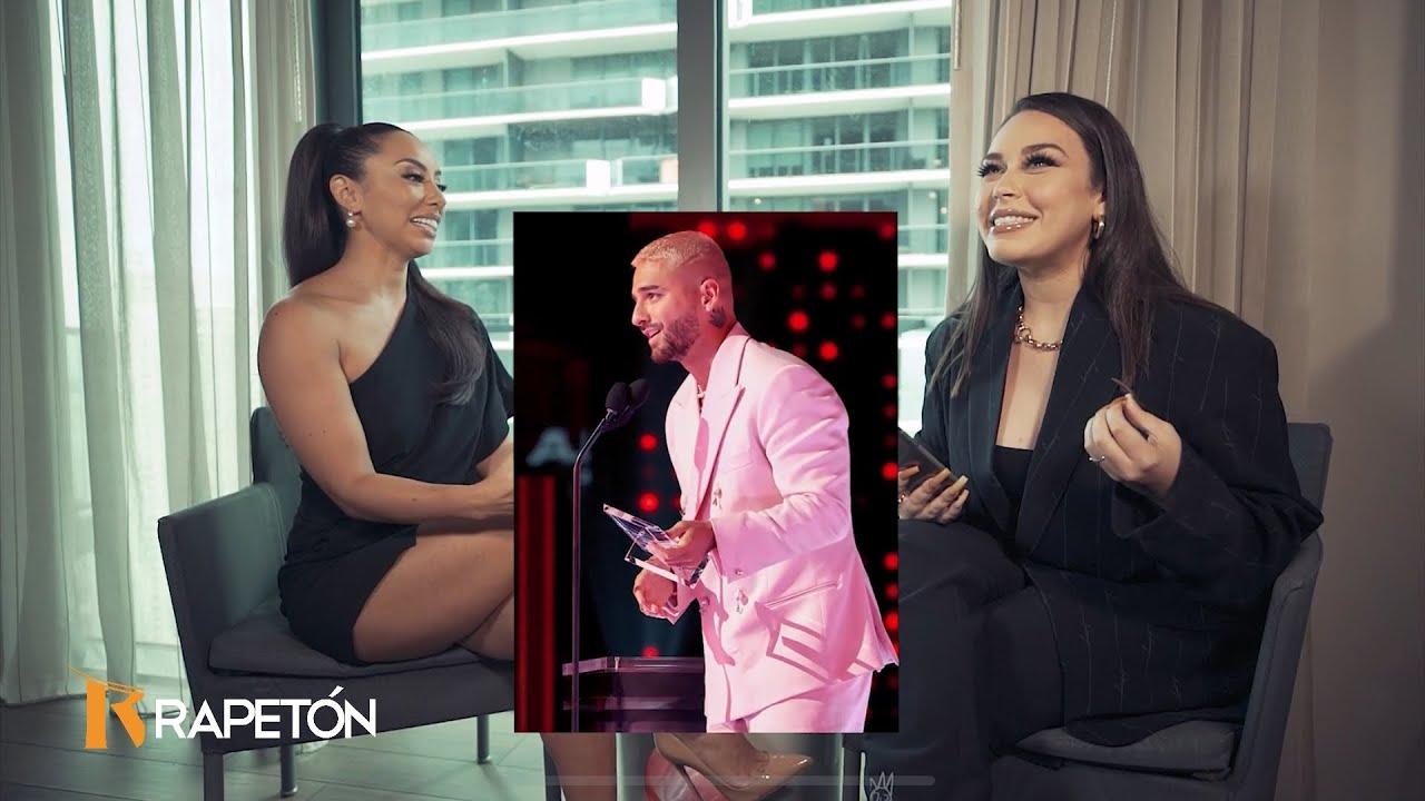 Jesaaelys (Hija de Daddy Yankee) califica la vestimenta de los artistas en los Latin Billboards