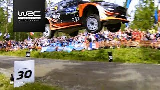 WRC - Neste Rally Finland 2017: Highlights Stages 18-21